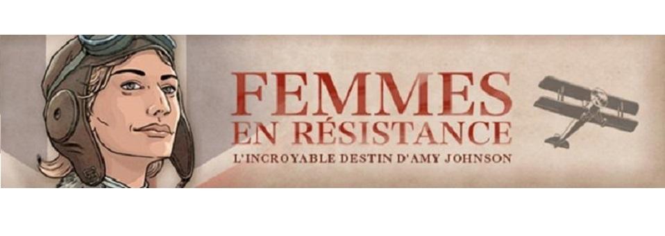 Femmes en résistance – EXTRAIT Tome n°1