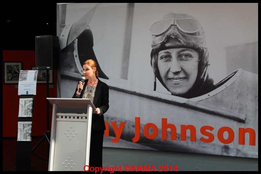 20140416-inauguration-Amy-Johnson-Emmanuelle-Polack