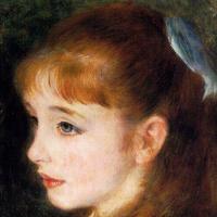 Renoir et La petite fille au ruban bleu – Samedi 30 Novembre à 22h25 – France 5